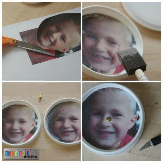 How to Make a Card Holder for Kids