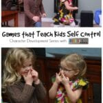 Games that Teach Kids Self Control