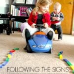Following the Signs – A Lesson in Obedience