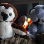 Week #8 Character Development – Joy Puppet Show, Day #55