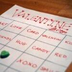 Day #37 – Valentine Bingo