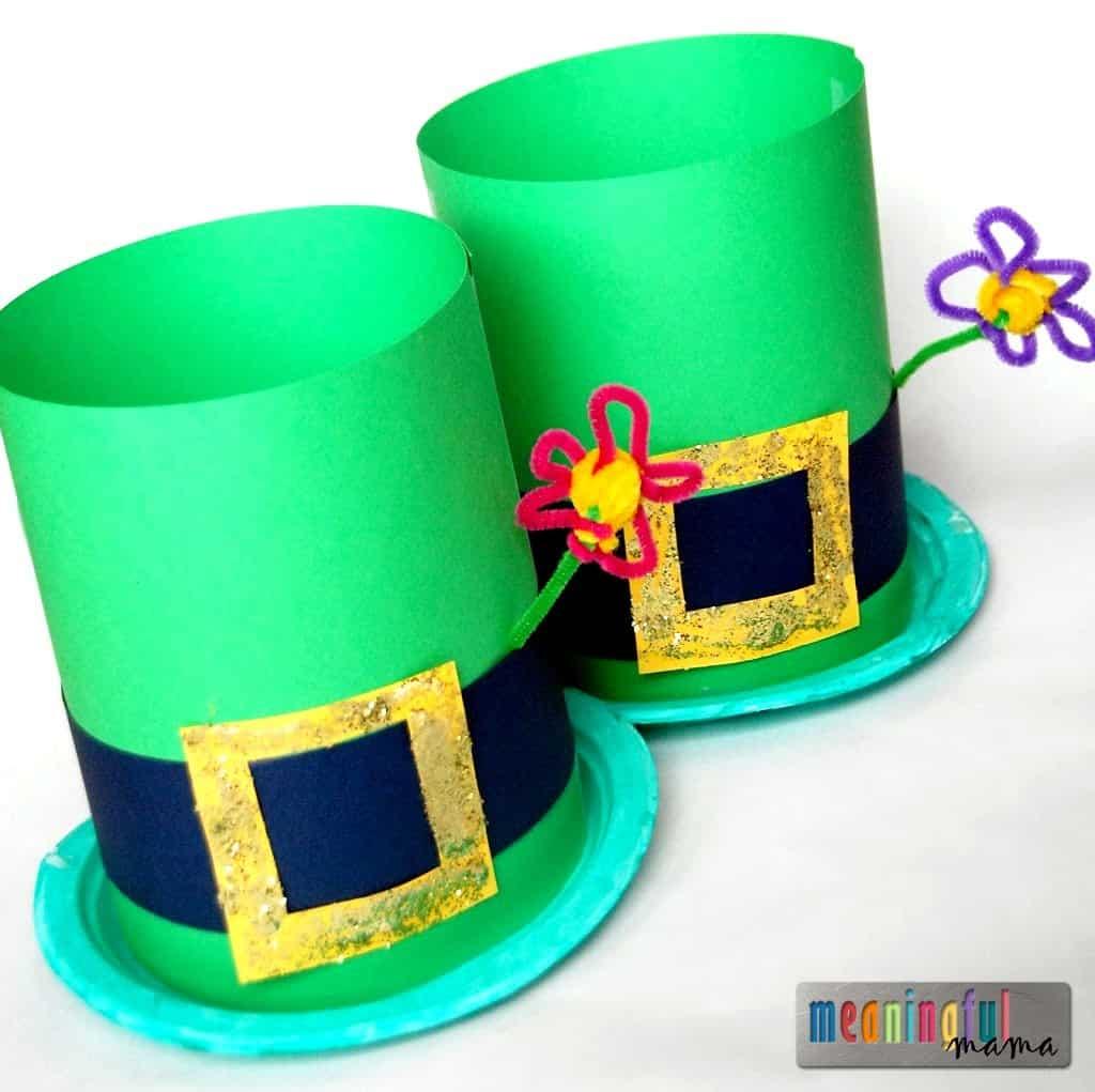 Leprechaun Hats Meaningfulmamacom