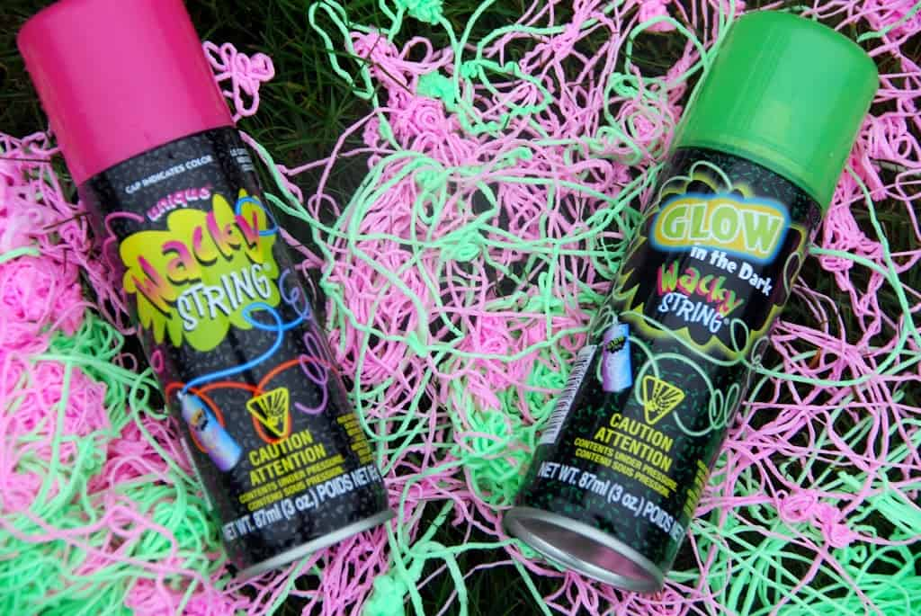 day 89 silly string fight