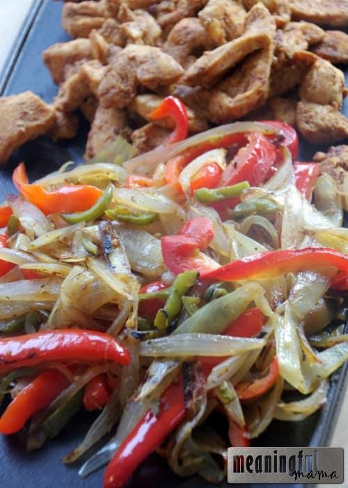 Best Chicken Fajita Recipe