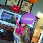 Day #104 Cooperation Balloon Game – Character Development, Week #15