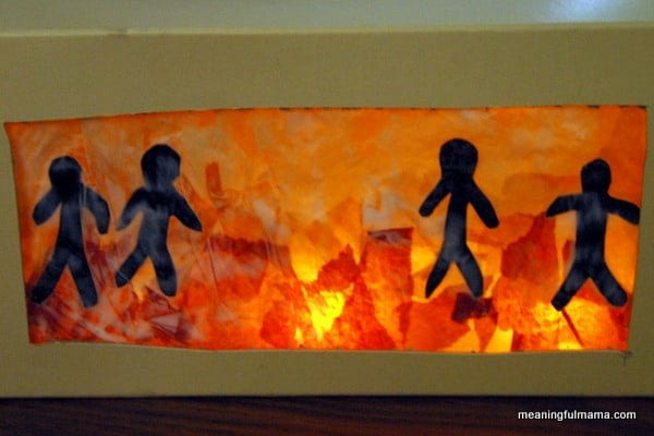 gallery for gt shadrach meshach and abednego activity pages