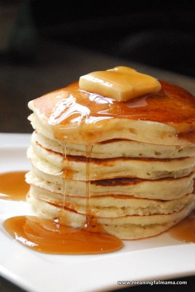 My favorite fluffy pancake recipe i used to just make bisquick pancakes not any more these are absolutely the best pancakes ive had we love to do one big breakfast on the weekend ccuart Images
