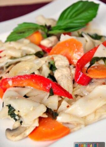 Restaurant Quality Pad Kee Mao – Thai Drunken Noodles Recipe