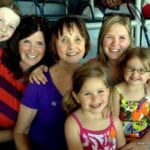 Day #135 – Mother's Day at the Horse Races