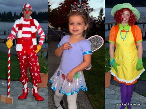 Day #160 u2013 Honesty in Games u0026 our Candy Land Halloween Costume  Character Development Week #23  sc 1 st  Meaningful Mama & Day #160 - Honesty in Games u0026 our Candy Land Halloween Costume ...