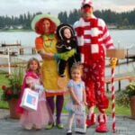 Day #160 – Honesty in Games & our Candy Land Halloween Costume , Character Development Week #23