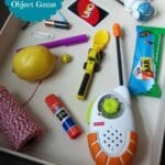 Attentiveness Challenge with the Object Game