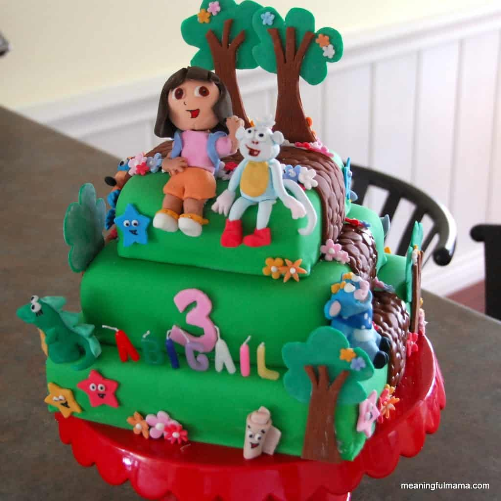 Dora Birthday Party