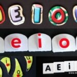 Teaching Vowels with a Poem and Search