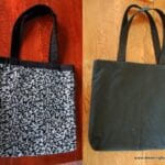 Sewing a Reversible Bag Tutorial
