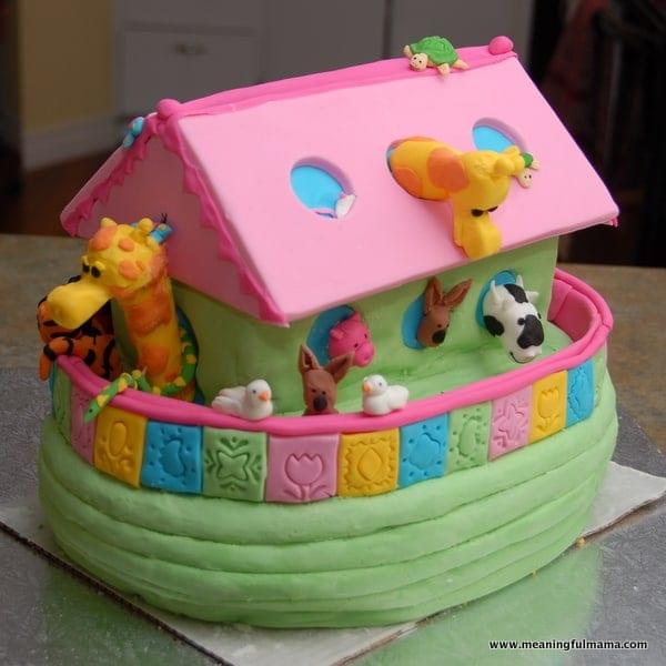 noah's ark baby shower cake, Baby shower invitation