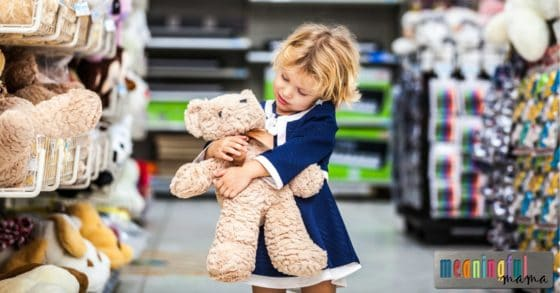 Simple Tip for Running Errands with Kids Who Like to Touch Everything