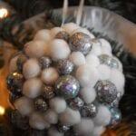 DIY Christmas Tree Ornaments Balls