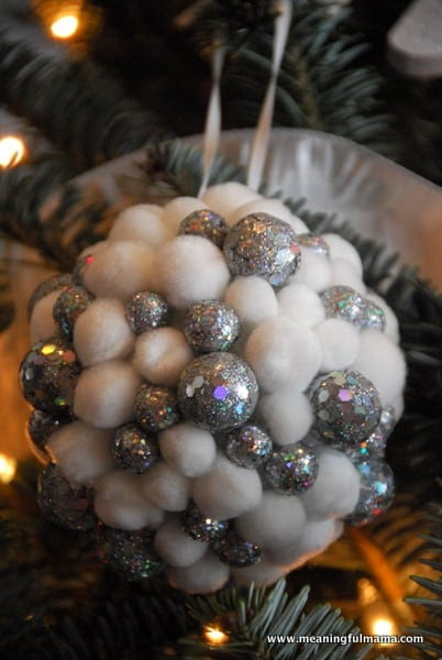 Decorating Ornament Balls Endearing Diy Christmas Tree Ornaments Balls Design Ideas