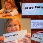 Day #308 Gentleness Word Ring – Character Development, Week #45
