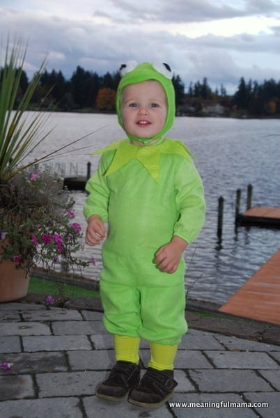 Kermit the Frog Halloween Costume