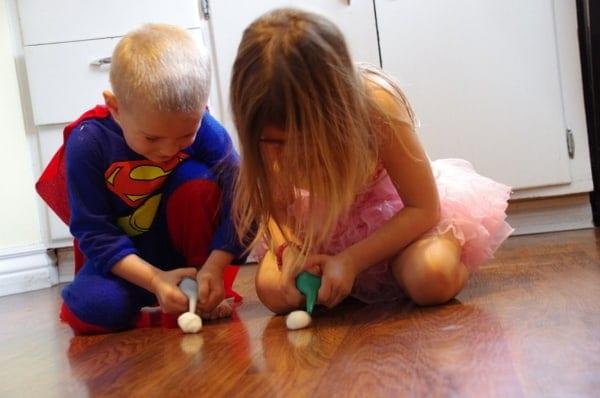 1-cotton ball races indoor activities for kids Feb 21, 2014, 10-29 AM