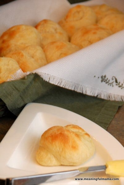 Amazing Homemade Bread Machine Dinner Rolls