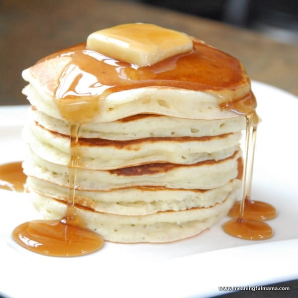 Fluffy Pancakes Recipes — Dishmaps