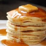 My Favorite Fluffy Pancake Recipe