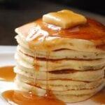 My Favorite Fluffy Pancake Recipe