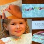Thankfulness Word Ring