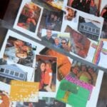 Thankfulness Collage Placemat for Thanksgiving