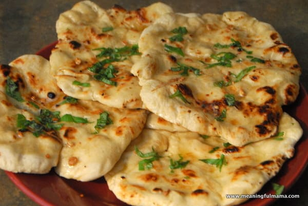 Amazing Homemade Naan