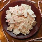 Easy Homemade Peppermint Bark