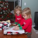 Have Kids Earn Money so They Can Buy Each Other Gifts
