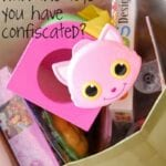 What to Do with Confiscated Toys