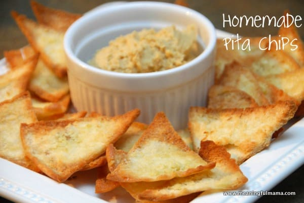 how to cook healthy homemade chips
