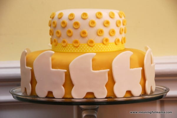 How To Quilt A Fondant Cake