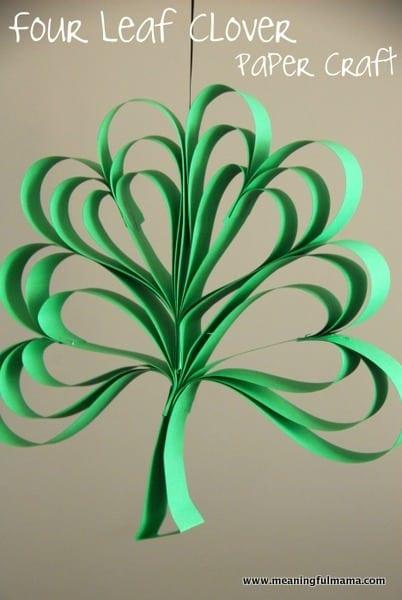1-four leaf clover st. patrick day craft-053