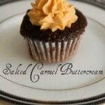 Salted Caramel Buttercream Recipe & How to Make Caramel