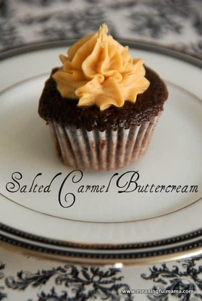 Salted Caramel Buttercream Recipe & How to Make Caramel