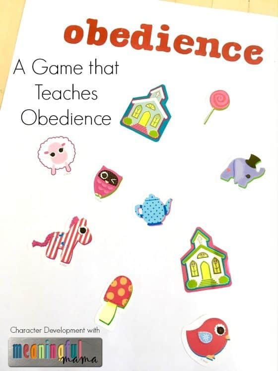 The Obedience Game - Character Development Series