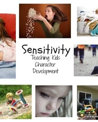 Sensitivity to Other People – Character Development