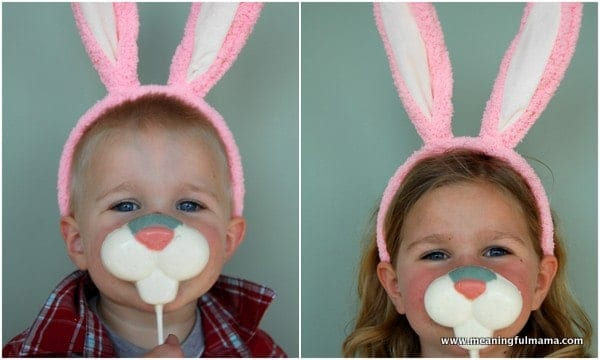 1-#chocolate #bunny #face-001