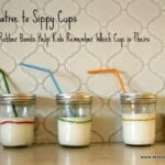 Alternative to Sippy Cups for Kids