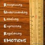Helping Kids Verbalize their Emotions