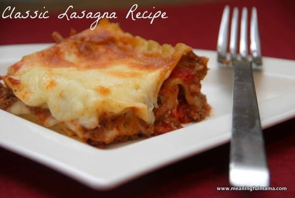 1-#lasagna #recipe amazing-003