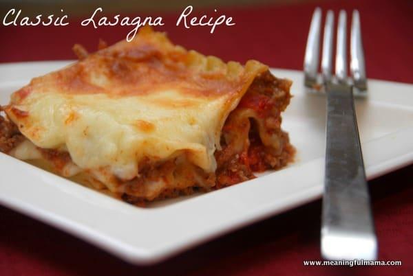 1-#lasagna #recipe amazing-003