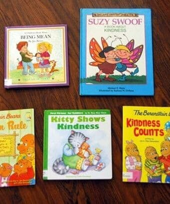 Kindness in Books