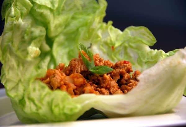 PF Chang Lettuce Wraps 1